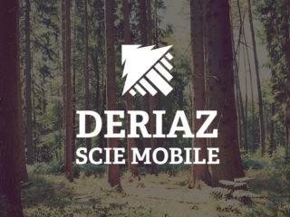 Deriaz scie mobile